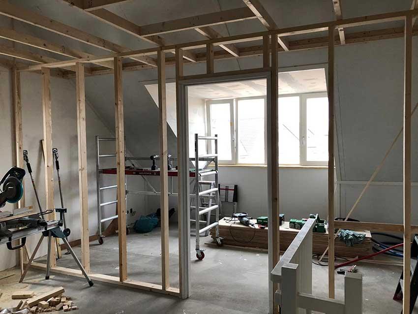 Afbouw woonhuis Nijmegen